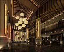 西安唐御坊国际酒店大堂角度2